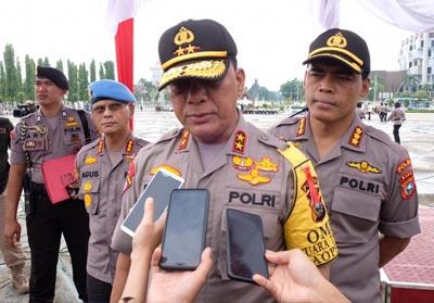 Kapolda Riau Irjen Pol Widodo Eko Prihastopo