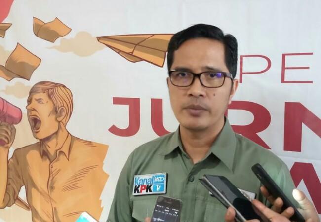 Kepala Biro Hubungan Masyarakat (Humas) yang juga dikenal sebagai Juru Bicara KPK, Febri Diansyah. Foto: Kompas