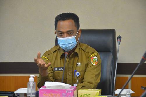 Sekretaris Daerah Kota Pekanbaru, Muhammad Jamil