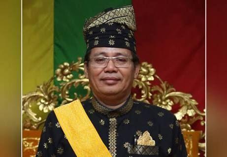 Ketua Umum Dewan Pimpinan Harian (DPH) LAM Riau Datuk Seri Syahril Abubakar