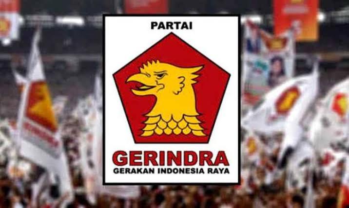 Dalam survei Pileg 2019, LSI Denny JA menemukan bahwa Partai Gerindra berhasil merebut basis suara PDIP di Banten, Jabar. Dan juga unggul di Riau, menggeser Partai Golkar. Foto : Cnn Indonesia