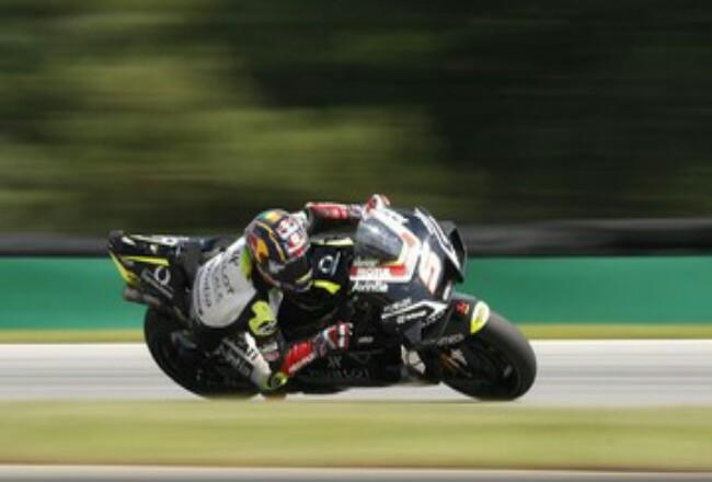 Johann Zarco tercepat di FP3 MotoGP Eropa. Foto: CNNIndonesia