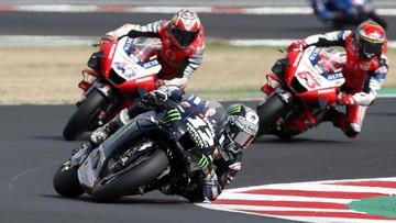 Maverick Vinales menang MotoGP Emilia Romagna 2020. Foto: CNNIndonesia