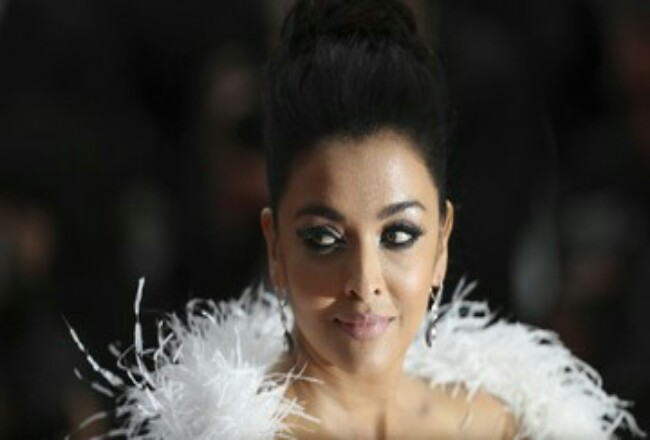 Megabintang Bollywood Aishwarya Rai Bachchan