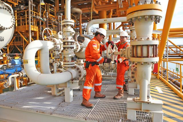PGN SAKA berkomitmen untuk melaksanakan proyek-proyek baru yang dapat meningkatkan produksi