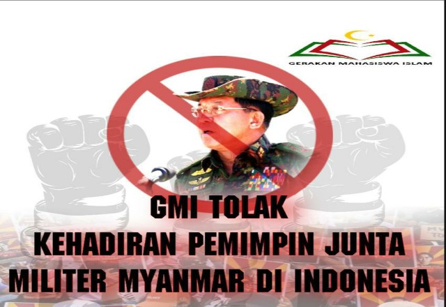 Pimpinan Junta Militer Myanmar, Jenderal Min Aung Hlaing