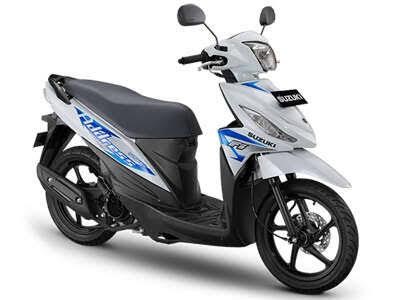 Suzuki Address FI.