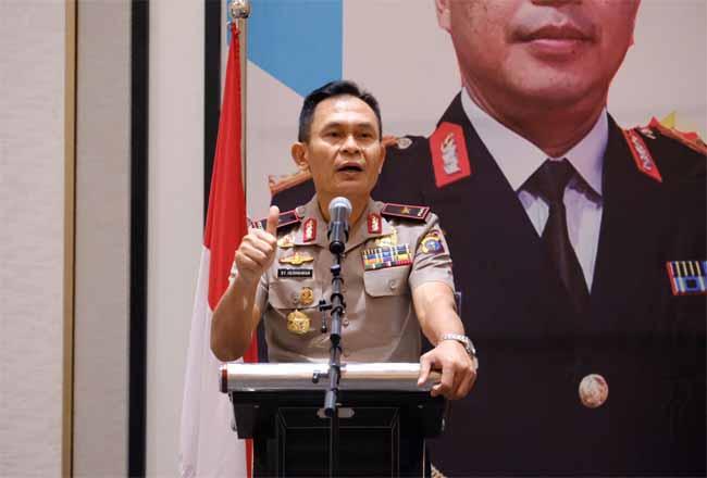 Wakapolda Riau Brigjen Pol SY Hermawan