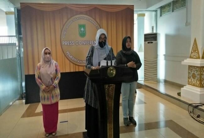 Kepala DP3AP2KB Provinsi Riau, Tengku Hidayati Elfiza