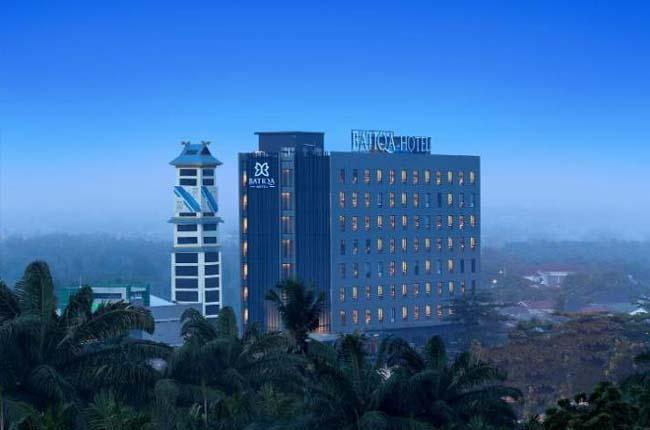 Hotel di Pekanbaru.