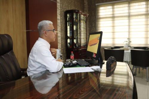 Kepala Kanwil Dirjen Pemberdaharaan (DJPb) Provinsi Riau, Ismed Saputra