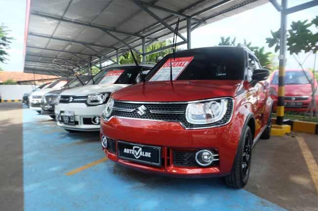 Suzuki Auto Value, layanan penjualan mobil bekas resmi Suzuki di Indonesia mengadakan program Year End Sale Campaign, yang berlangsung pada 26 November hingga 31 Desember 2018 di Suzuki Auto Value Pulogadung, Suzuki Auto Value Gading Serpong, dan Suzuki Auto Value Kenjeran, Surabaya.