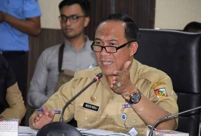 Sekretaris Daerah Kota (Sekdako) Pekanbaru, M Noer MBS