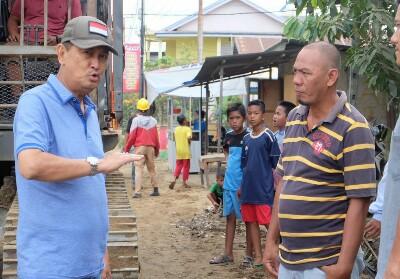 Wakil Bupati Kabupaten Inhil H Syamsuddin Uti