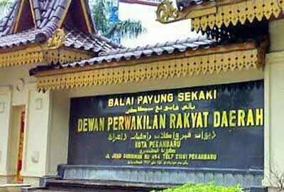 DPRD Kota Pekanbaru