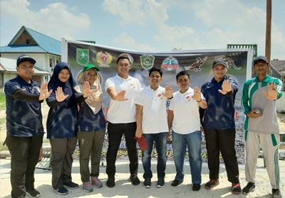 Tiga atlet FOPI Rohul lolos Ikuti seleksi Pra PON di Jakarta.