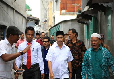 Calon Gubernur Riau Syamsuar