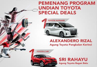 Toyota Special Deals
