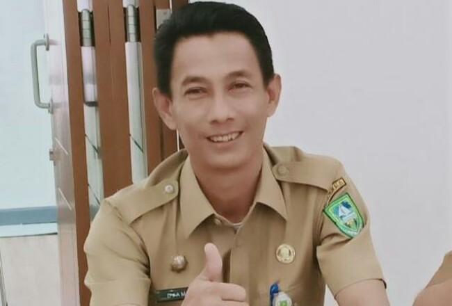 Kepala BKPP Djamaludin