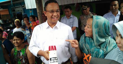 Gubernur DKI Jakarta, Anies Baswedan. Foto: Okezone