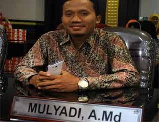Anggota DPRD Kota Pekanbaru, Mulyadi Anwar.