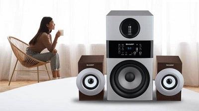 Sharp Active Speaker CBOX-MAX09PA