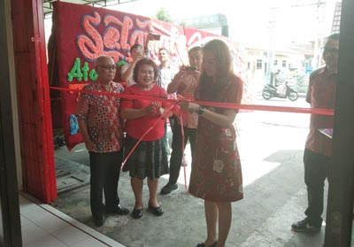 Launching The Daily Wash Laundromat Pekanbaru