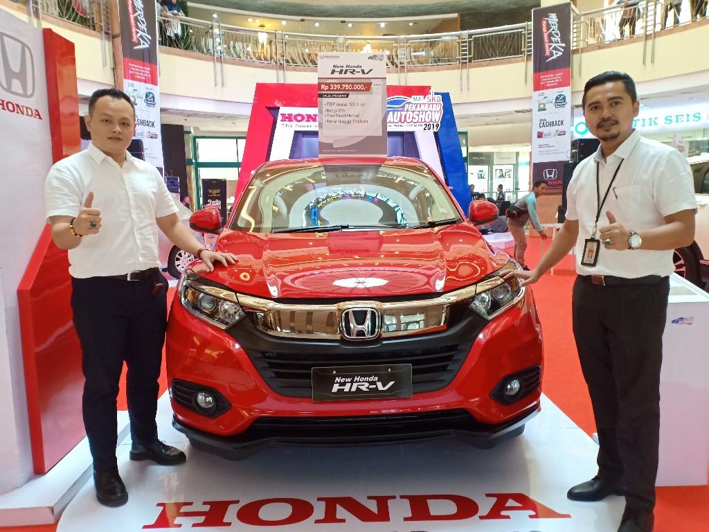 Honda hadir di Pekanbaru Auto Show 2019
