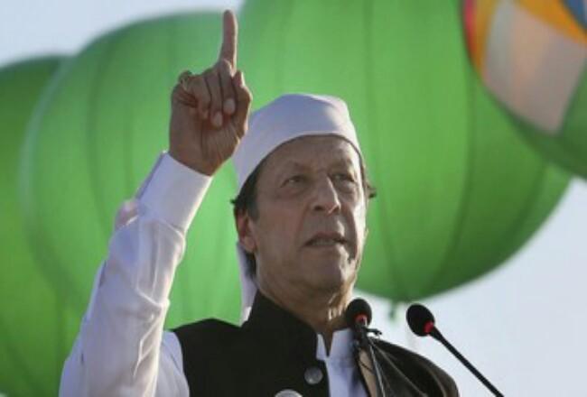 Perdana Menteri Pakistan Imran Khan. Foto: CNNIndonesia