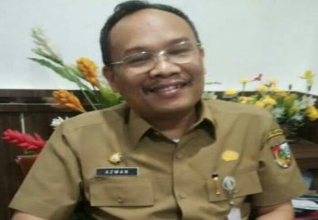 Plh Sekretaris Daerah Kota Pekanbaru, Azwan