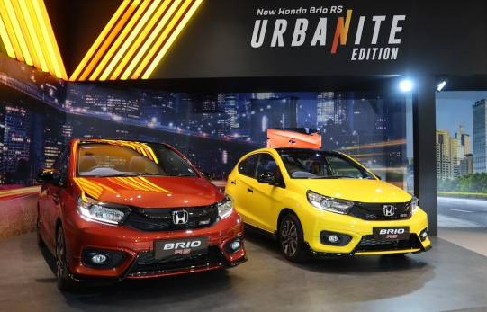New Honda Brio RS Urbanite Edition