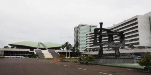 Gedung DPRD RI