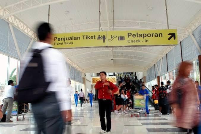 Ilustrasi: Bandara SSKII
