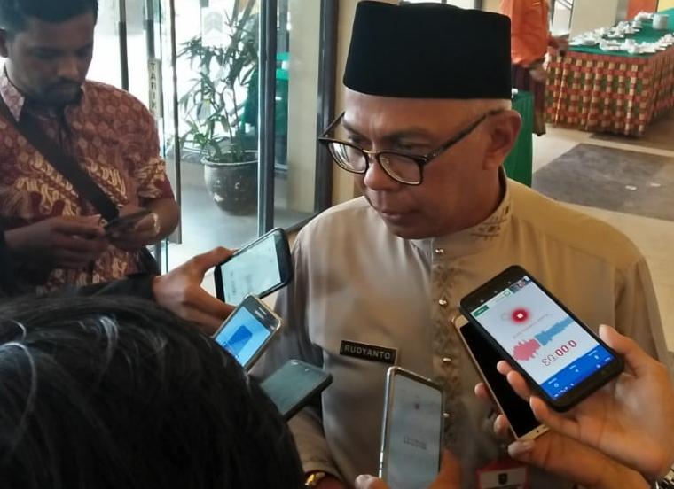 Kepala Dinas Pendidikan (Kadisdik) Riau, Rudiyanto