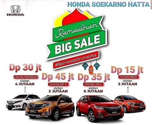 Ilustrasi promo Ramadan Big Sale