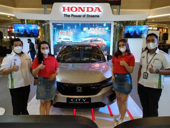 Launching Honda City Hatchback RS