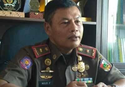 Kepala Satpol PP Pekanbaru, Agus Pramono