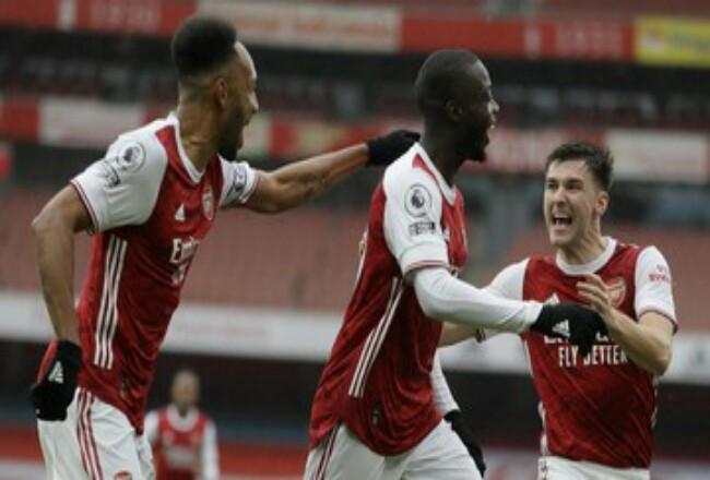 Arsenal sukses meraih tiga poin saat menjamu Sheffield United.
