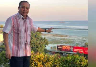 Plt Kepala BPKAD Kota Pekanbaru Syoffaizal