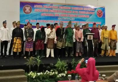 34 pengurus baru Yayasan Membangun Insan Semesta Negeri (Yamistari) Indonesia.