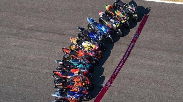 MotoGP 2020, Dorna Sport telah resmi merilis jadwal dan daftar tim untuk laga MotoGP 2021.