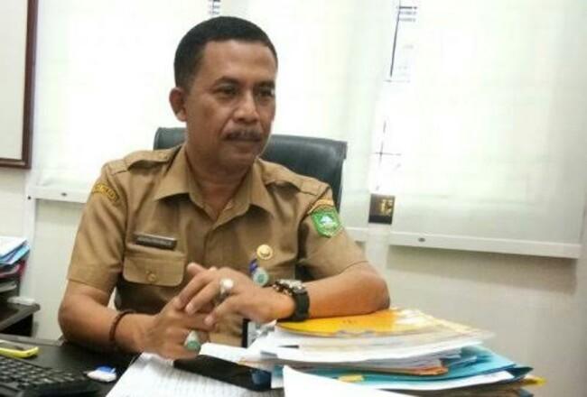 Sekretaris Disdik Kabupaten Bengkalis, Agusilfridimalis