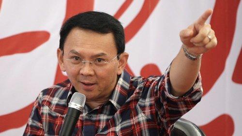 Komisaris Utama PT Pertamina Basuki Tjahaja Purnama