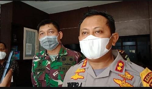 Kapolres Rohul, AKBP Taufiq Lukman Nurhidayat