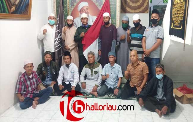 FPI Pekanbaru siap menyambut bila HRS ke Pekanbaru, Riau.