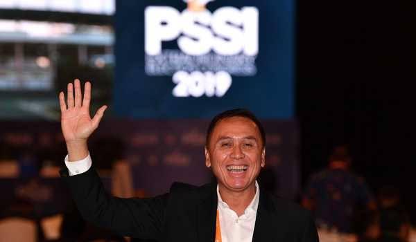 Mochamad Iriawan alias Iwan Bule terpilih jadi Ketua Umum PSSI periode 2019-2023.