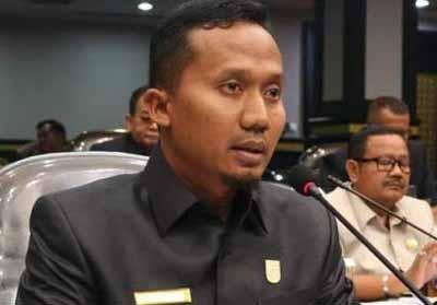 Mulyadi anggota DPRD Kota Pekanbaru.