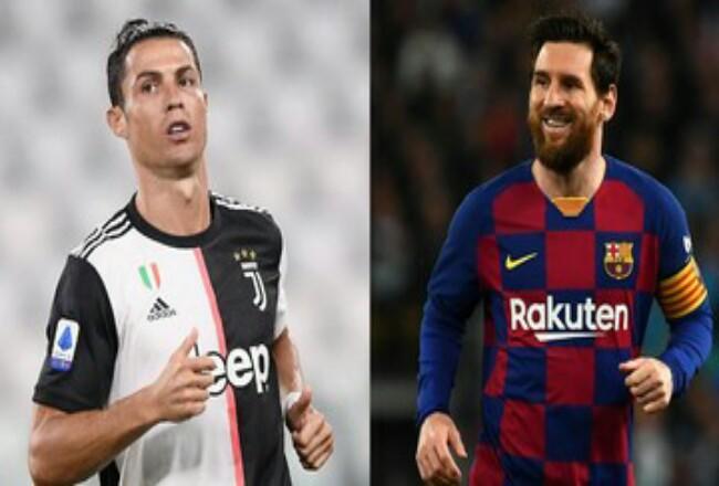 Cristiano Ronaldo dan Lionel Messi berpeluang bentrok di semifinal Liga Champions.