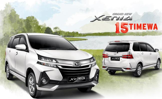 All New Xenia