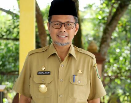 Pjs Bupati Rohul Drs.H. Masrul Kasmy